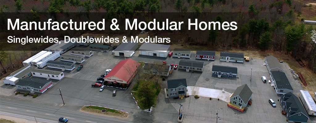 Twin Town Homes Maine Modular Manufactured Homes